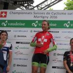 Doris Schweizer ist die neue Schweizer Meisterin