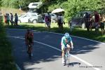 Vincenzo Nibali und Tony Gallopin führen am Col de la Forclaz