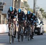 Sky und Movistar nehmen Tinkoff im Mannschaftszeitfahren zum Vuelta-Auftakt fast eine Minute ab