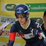 Stef Clement bei der Tour de Romandie 2015