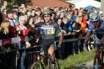 Marcel Wildhaber gewinnt das Radquer in Steinmaur vor Simon Zahner