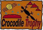 Fahrer kommen im tropischen Queensland zur 22. Crocodile Trophy an