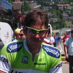 Vor 10 Jahren ... Kjell Carlström im Juni 2006