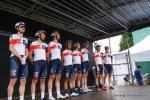 Teampräsentation beim GP des Kantons Aargau