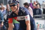 Mathias Frank beim Rennen Paris-Nizza 2014