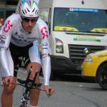 Fabian Cancellara bei der Tour de Suisse 2007