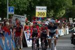 Fabian Cancellara im Ziel der 8. Etappe der Tour de Suisse 2011
