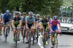 Tom Boonen auf dem Weg nach Verbier bei der Tour de Suisse 2012