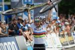 Nino Schurter gewinnt den MTB-Weltcup in Albstadt