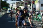 Larry Warbasse im Ziel der 2. Etappe der Tour de Suisse 2017