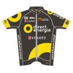 Tour de France: Rein französisches Aufgebot von Direct Energie um Rekord-Teilnehmer Chavanel – ohne Coquard (Bild: UCI)