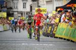 Venturini gewinnt im Vorjahr in Steyr (Foto: Josef Vaishar/cycling.photography)