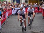 Alberto Contador (Trek) bei der Teampräsentation der Tour de France 2017 in Düsseldorf. Foto: LIVE-Radsport.com