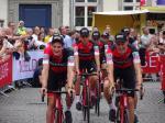 BMC bei der Teampräsentation der Tour de France 2017 in Düsseldorf. Foto: LIVE-Radsport.com