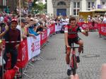Greg van Avermaet bei der Teampräsentation der Tour de France 2017 in Düsseldorf. Foto: LIVE-Radsport.com