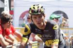 Tour-Etappensieger Lilian Calmejane bei der der Tour de Suisse 2017