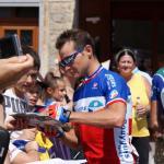 bei der Tour de l Ain 2010 im Trikot des französischen Meisters
