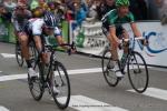 bei der Tour du Doubs 2013 knapp geschlagen im Fotofinish von Aleksejs Saramotins