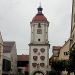 Stadttor von Dillingen a.d. Donau