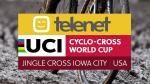 Mathieu van der Poel beim Radcross-Weltcup Iowa ohne jede Konkurrenz