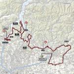 Streckenverlauf Il Lombardia 2017