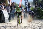 Wildhaber vor Zahner in der Sandpassage (Foto: radsportphoto.net/Steffen Müssiggang)