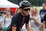 Simon Pellaud - hier bei den Schweizer Meisterschaften 2017 - hat die 2. Etappe der Tour du Rwanda gewonnen