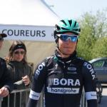 Lukas Pöstlberger hat im Mai als erster Österreicher eine Giro-Etappe gewonnen