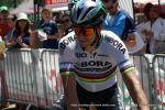 Peter Sagan ist im September zum dritten Mal in Folge Straßenweltmeister geworden