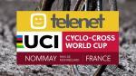 Mathieu van der Poel macht beim Weltcup in Nommay vorzeitig den Gesamtsieg klar