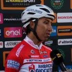 Egan Bernal - hier noch im Trikot von Androni Giocattoli vom Rennen Il Lombardia 2017 - ist der aufstrebende Star am Radsporthimmel