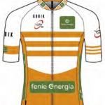 Reglement Volta Ciclista a Catalunya 2018 - Weiß-oranges Trikot (Sprintwertung)
