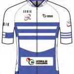 Reglement Volta Ciclista a Catalunya 2018 - Weiß-blaues Trikot (Nachwuchswertung)