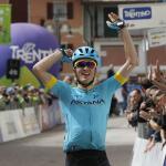 Etappengewinner Pello Bilbao Lopez de Armentia