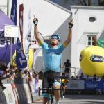 Etappensieger Luis Leon Sanchez