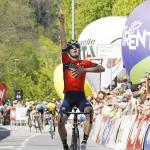Padun jubelt auf der WM-Zielgeraden in Innsbruck – Pinot gewinnt die Tour of the Alps