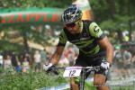 Manuel Fumic bei der letztjährigen Austragung des MTB-Weltcups in Albstadt