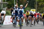Doppelsieg auf Etappe 2a des GP Rüebliland: Tito Rendon vor Biniam Hailu