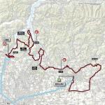 Streckenverlauf Il Lombardia 2018