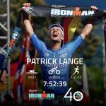 Patrick Lange verteidigt seinen Titel beim Ironman Hawaii in deutlich unter 8 Stunden (Foto: twitter.com/IRONMANtri)