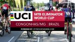 Jeroen van Eck gewinnt letzten UCI Mountain Bike Eliminator-Weltcup und holt Gesamtsieg