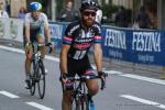 ... 2015 im Ziel des Rennens Il Lombardia