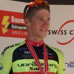 Patrick Schelling wird Zweiter bei den Schweizer Meisterschaften