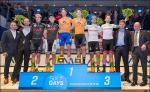Keisse/De Buyst gewinnen die Bremer Sixdays vor Hester/Reinhardt und Cosonni/Marguet (Foto: ESN Arne Mill)