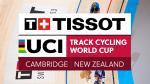 Bahn-Weltcup: Drei Heimsiege für Neuseeland in Cambridge, Schweizer Vierer mit neuem Landesrekord
