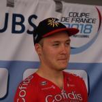 Gewinner der Coupe de France 2018: Hugo Hofstetter (hier bei der Tour du Doubs, Foto: Christine Kroth)
