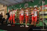 Gewinner des Ciclismo Cup 2018: Androni Giocattoli-Sidermec (hier bei Il Lombardia, Foto: Christine Kroth)