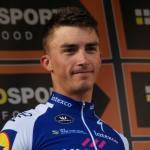 Etappensieger und neuer Führender: Julian Alaphilippe, hier bei Il Lombardia 2018 (Foto: Christine Kroth)