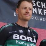 Offenbar ein Spezialist für Schlussetappen: Sam Bennett, hier bei Eschborn-Frankfurt 2018 (Foto: Christine Kroth/cycling and more)
