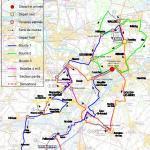 Streckenverlauf Grand Prix de Denain - Porte du Hainaut 2019